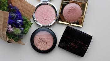 【K's 美妝實驗室】最近熱愛的粉色打亮