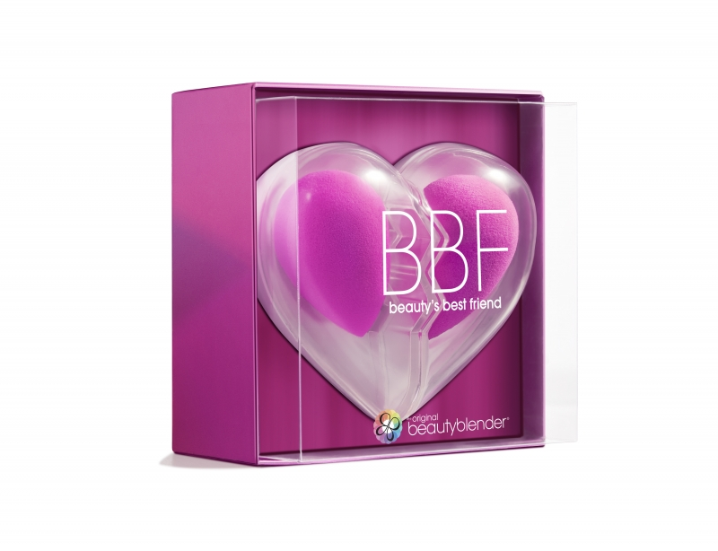 beautyblender B.B.F Beauty's Best Friend心心相印兩件裝套組,NT1,380