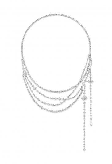 Secret系列頂級珠寶_Secret Combination鑽石項鍊_組合2
