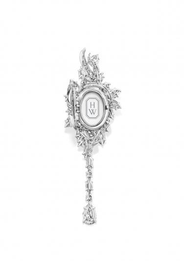 Secret系列頂級珠寶_Secret Cluster系列鑽石項鍊_珍寶匣