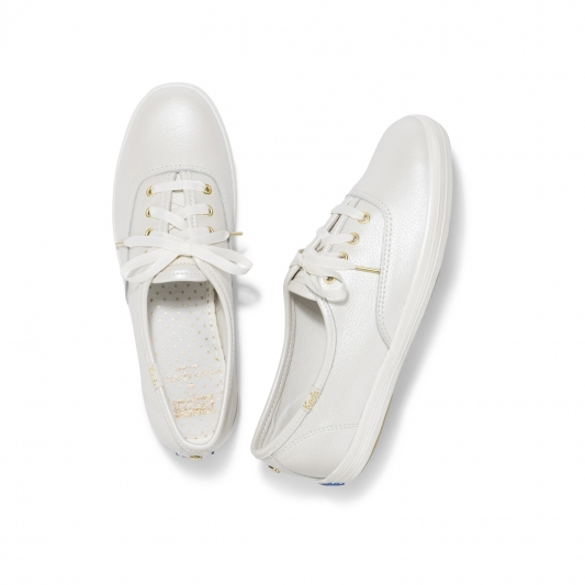 Keds X Kate Spade Bridal Collection- CHAMPION 皮革 NT3,090