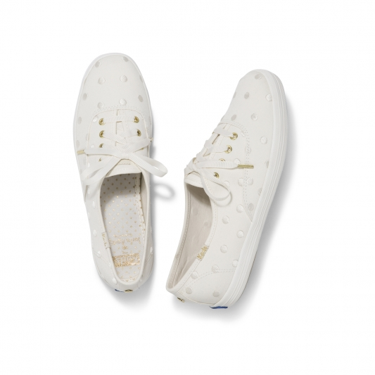 Keds X Kate Spade Bridal Collection- CHAMPION 帆布 NT2,690