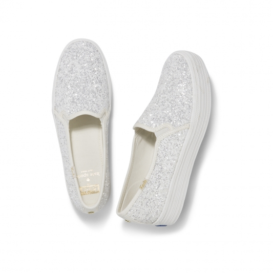 Keds X Kate Spade Bridal Collection- TRIPLE 亮片 NT3,290
