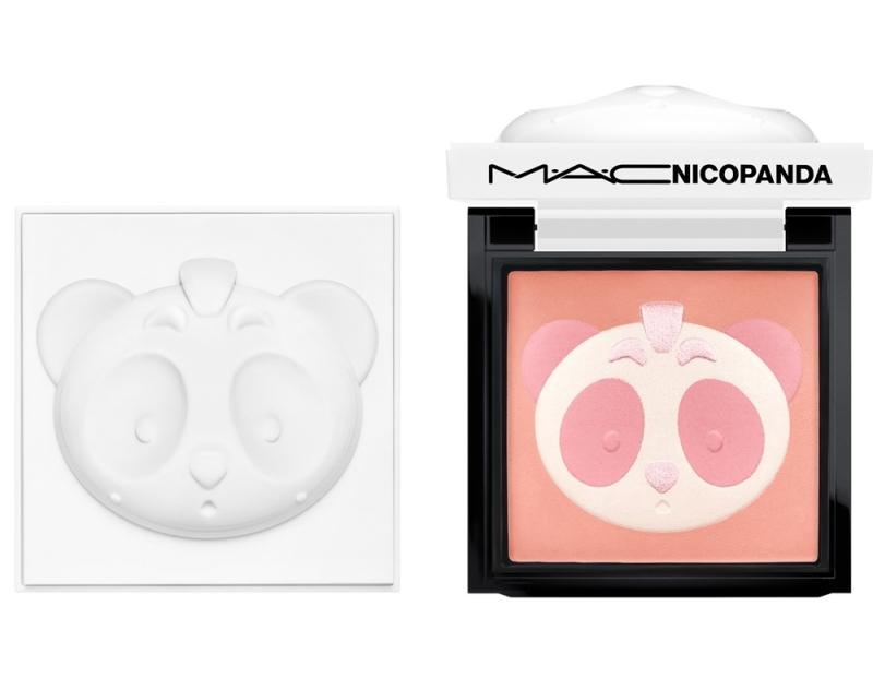 M.A.C X NICOPANDA熊貓蜜粉餅,NT1,550
