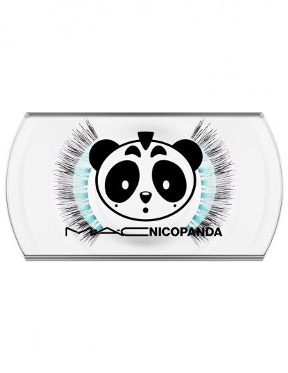 M.A.C X NICOPANDA時尚專業假睫毛,NT600