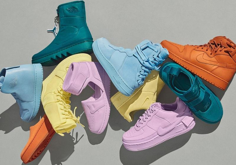 第二波The 1 Reimagined系列將於4月14日在Nike指定零售店開賣