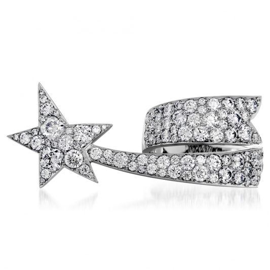 Illa鑽石戒指_18K白金鑽石總重3.56ct_售價NT$662,000元起
