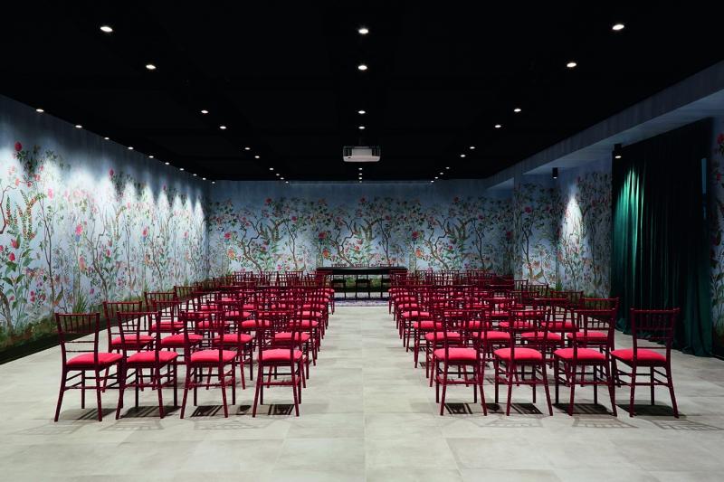 Gucci ArtLab 藝術實驗室 大禮堂