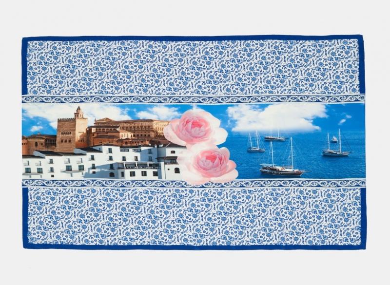 WEEKEND Max Mara_愛琴海陽光系列AEGEAN SUN_DRESDA絲巾 NT7,400元