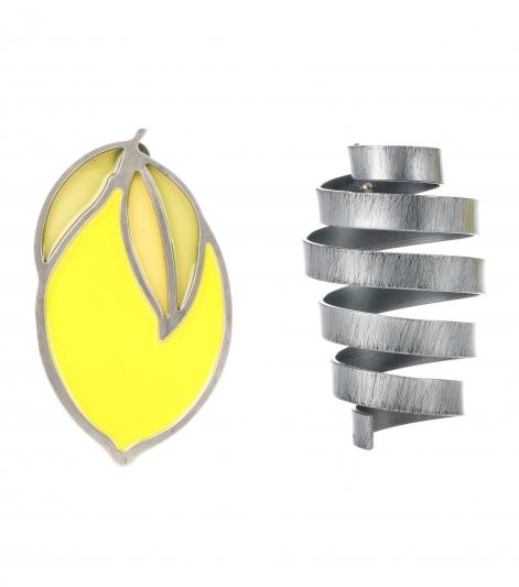 不對稱造型耳環,Jacquemus @mytheresa.com