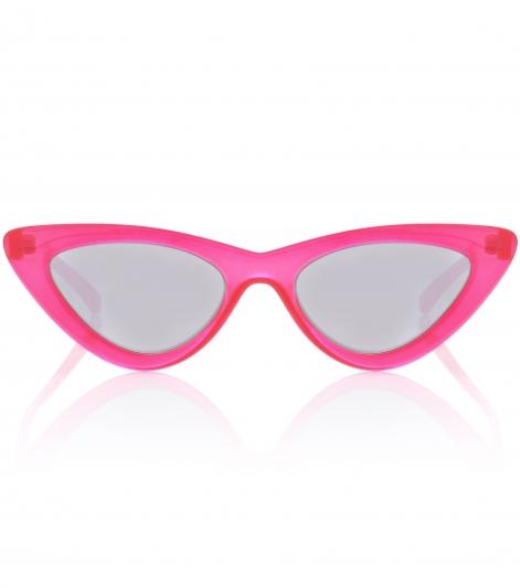 螢光色太陽眼鏡,Le Specs @mytheresa.com