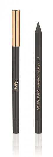 YSL 叛逆時尚防水眼線筆,NT850