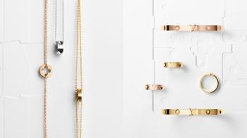 路易威登Empreinte系列珠寶時髦報到!行李箱鉚釘與Monogram花朵為設計靈感,工藝精緻又率性實戴!