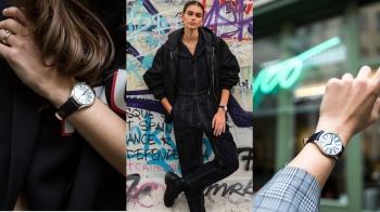 凱亞蓋柏Kaia Gerber、謝沛恩、kiwi李函、許路兒、吳速玲…每個人手一只的時髦腕錶是這款!