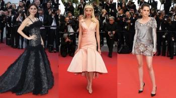 暮光女Kristen Stewart、韓國超模Soo Joo Park... 那些在坎城影展上身穿Chanel禮服的女星特輯!