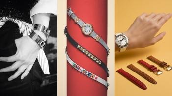 【編輯帶路】穿戴腕錶就是今年最火熱的時髦妙方!多圈手環、粉嫩色彩、摩登酷黑...妳最愛哪一款的風格手款?