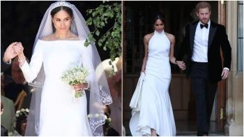 史上最自然率真的婚禮妝容!英國皇室大婚梅根的輕透裸妝讓哈利王子更加著迷
