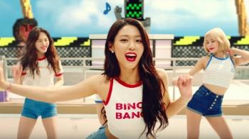 歷經主唱草娥退出,6人形式重新出發!韓國女團AOA回歸推夏日洗腦新曲〈Bingle Bangle〉