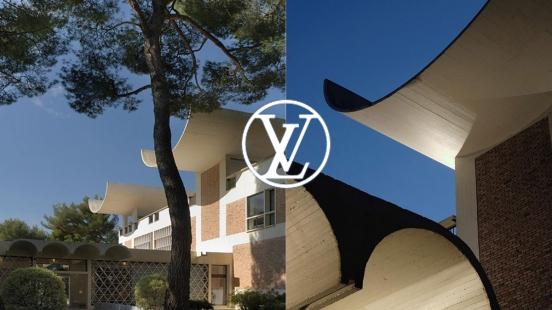 Louis Vuitton 2019 早春現場,到南法大秀藝術氣息!