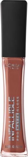 巴黎萊雅 恆彩訂製絲絨唇露(#316爾多拉菲酒)6.3ml,NT420