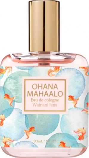 OHANA MAHAALO輕香水(金魚泡泡)30ml,NT620