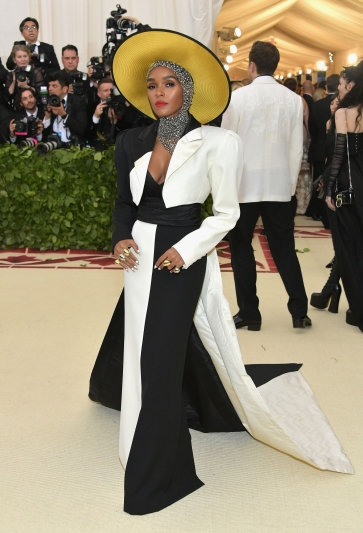 Janelle Monae In Marc Jacobs
