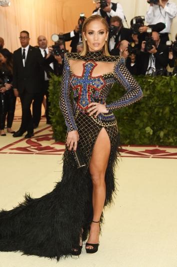 J.Lo In Balmain