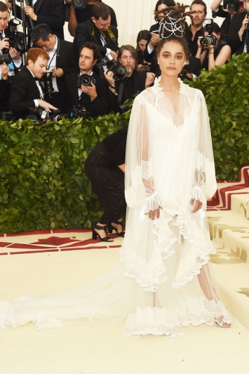 Sasha Lane In Tory Burch