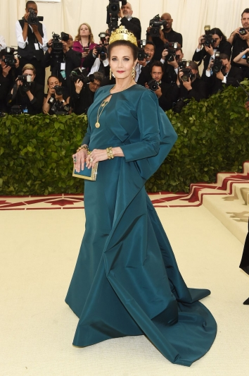 Lynda Carter In Zac Posen