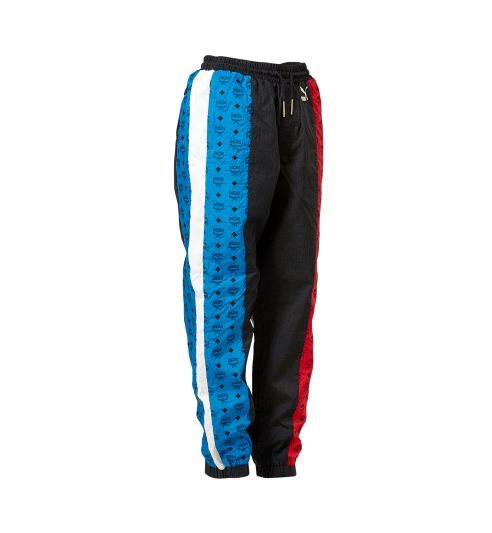 PUMA X MCM 聯名運動褲 (紅藍色) NTD8,080