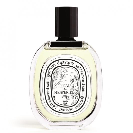 diptyque經典淡香水-海絲佩拉蒂100ml,NT3,950 香調:苦橙、薄荷、永久花