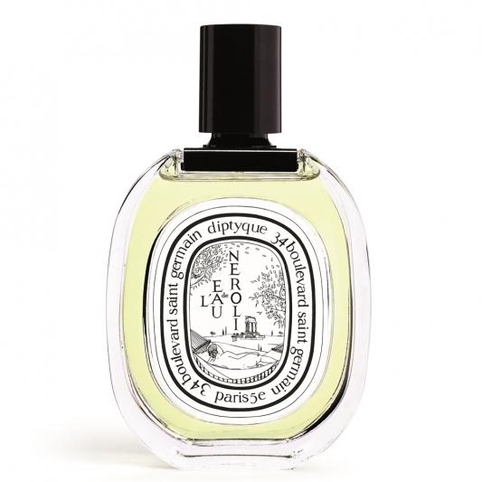diptyque經典淡香水-橙花之水100ml,NT3,950 香調:佛手柑、橙花、廣藿香、白麝香