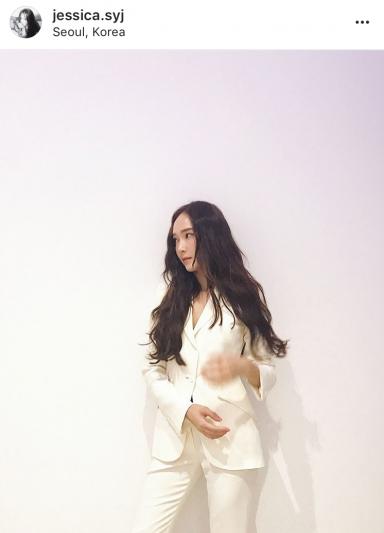 Jessica的私人IG
