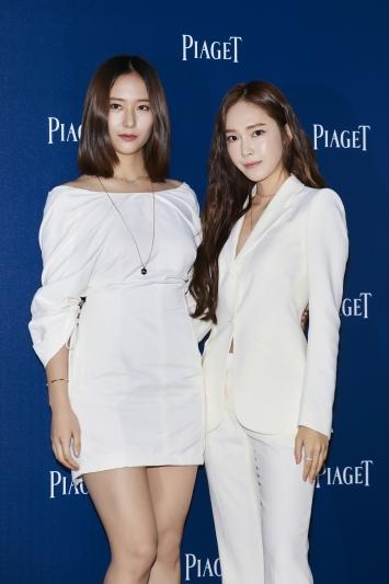 Jessica與Krystal姊妹