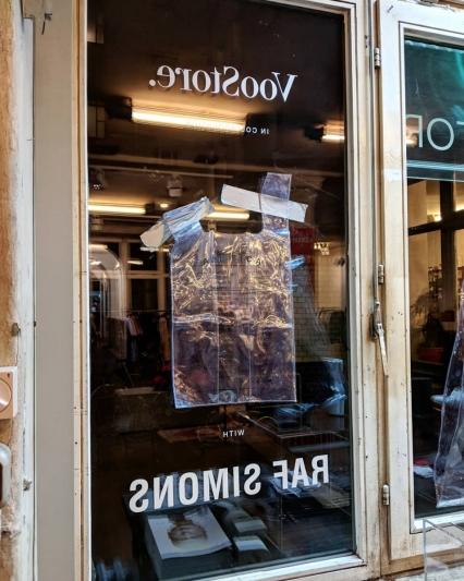 Raf Simons x Voo Store