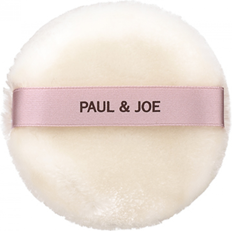 PAUL & JOE 糖瓷校色珍珠蜜粉撲,NT160
