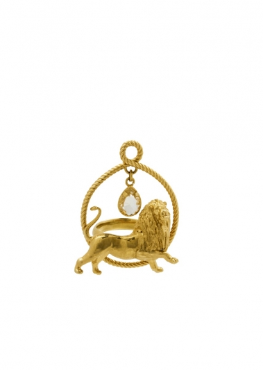 獅子座:金色,黃水晶