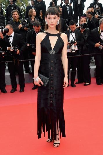 法國女演員Àstrid Bergès-Frisbey