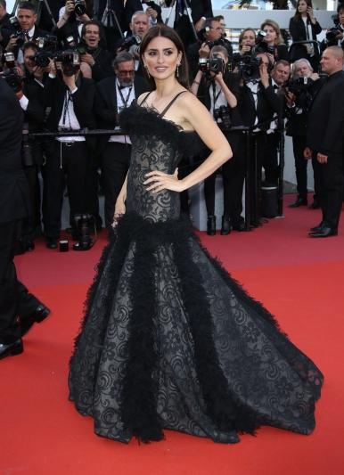西班牙女演員Penélope Cruz