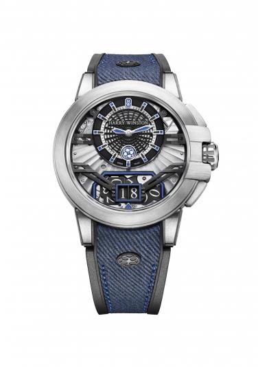 海瑞溫斯頓Project Z11腕錶