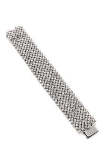 海瑞溫斯頓Red Carpet鑽石手鍊
