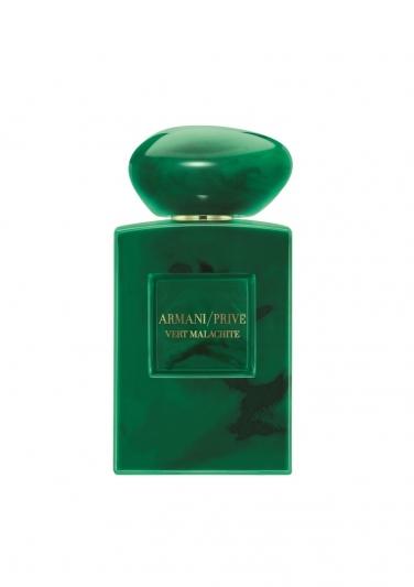 Giorgio Armani高級訂製香水寰遊系列-夜綠孔雀石100ml,NT9,500 前味:苦橙 中味:百合、依蘭、沙巴茉莉 後味:西班牙薔薇