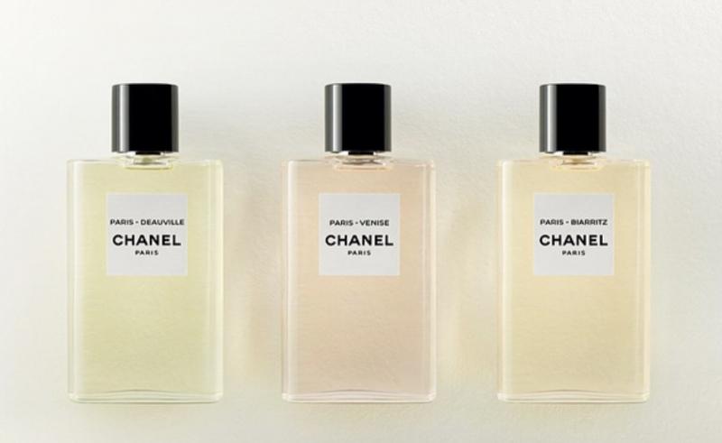 「LES EAUX香奈兒淡香水系列」緊密圍繞同一個主題:極致清新的純粹渴望。