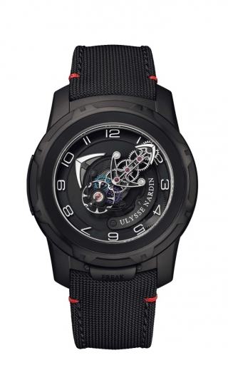 奇想魅創系列腕錶,Ulysse Nardin。