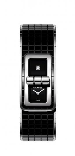 Code Coco 腕錶,Chanel。