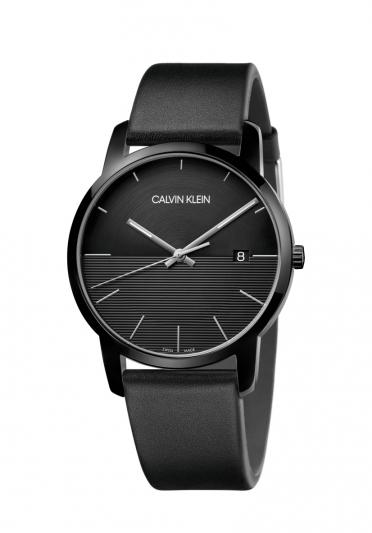 City 都會系列腕錶,Calvin Klein。