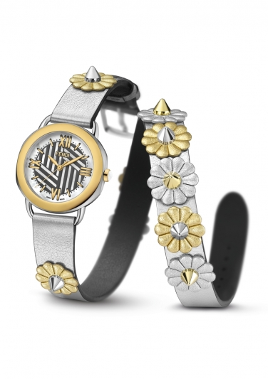 Selleria 系列腕錶,Fendi。