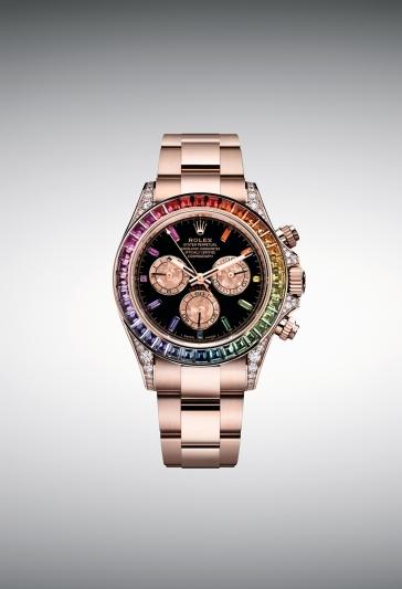 Daytona 系列腕錶,Rolex。