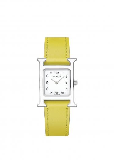 Heure H 系列腕錶,Hermès。