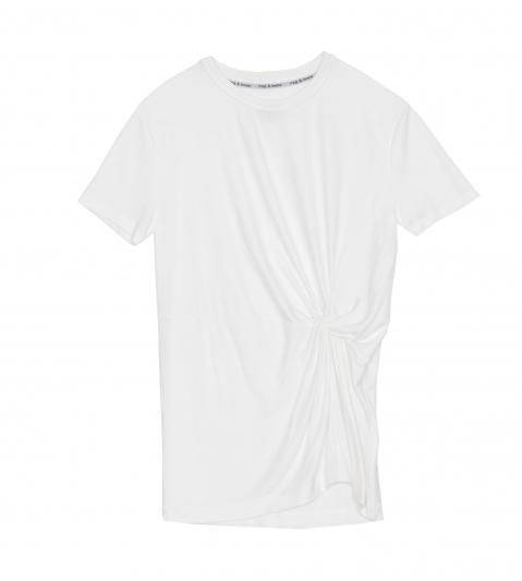 象牙白扭結T-Shirt,Rag & Bone,NT7,500。